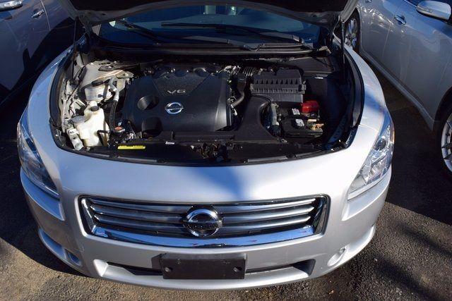 2014 Nissan Maxima 3.5 SV Richmond Hill, New York 3