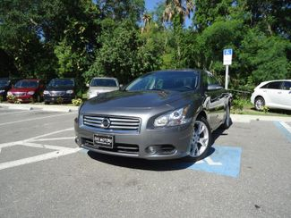 2014 Nissan Maxima 3.5 SV. LEATHER. SUNRF. CAMERA SEFFNER, Florida