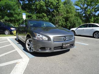 2014 Nissan Maxima 3.5 SV. LEATHER. SUNRF. CAMERA SEFFNER, Florida 7