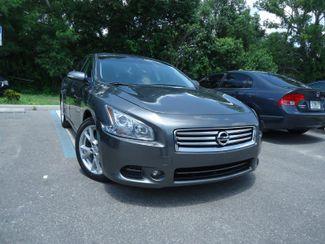 2014 Nissan Maxima 3.5 SV. LEATHER. CAMERA. HTD SEATS SEFFNER, Florida 7