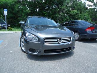 2014 Nissan Maxima 3.5 SV. LEATHER. CAMERA. HTD SEATS SEFFNER, Florida 8