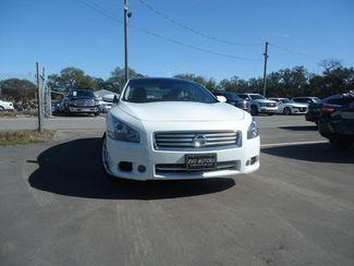 2014 Nissan Maxima 3.5 SV w/Premium Pkg. NAVIGATION SEFFNER, Florida 10