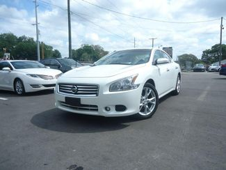 2014 Nissan Maxima 3.5 SV SEFFNER, Florida 6
