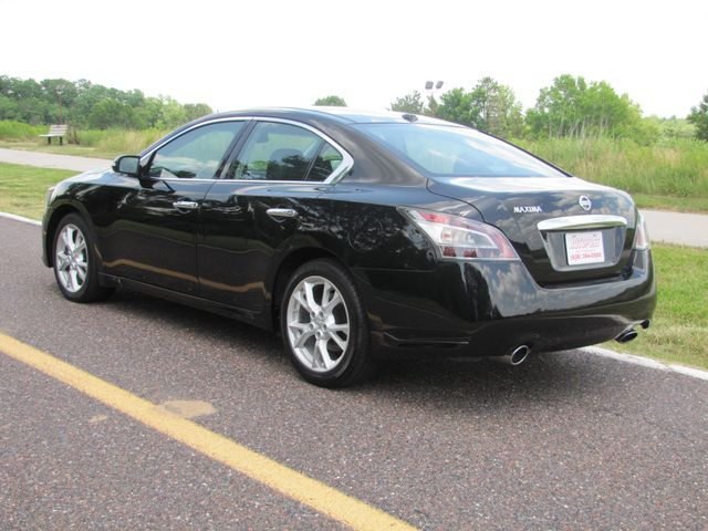 2014 Nissan Maxima 3.5 SV w/Premium Pkg St. Louis, Missouri 4