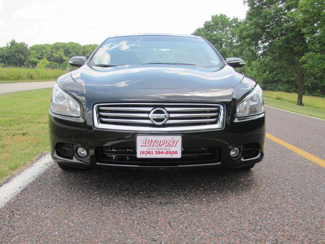 2014 Nissan Maxima 3.5 SV w/Premium Pkg St. Louis, Missouri 8