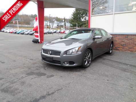 2014 Nissan Maxima 3.5 SV w/Sport Pkg in WATERBURY, CT