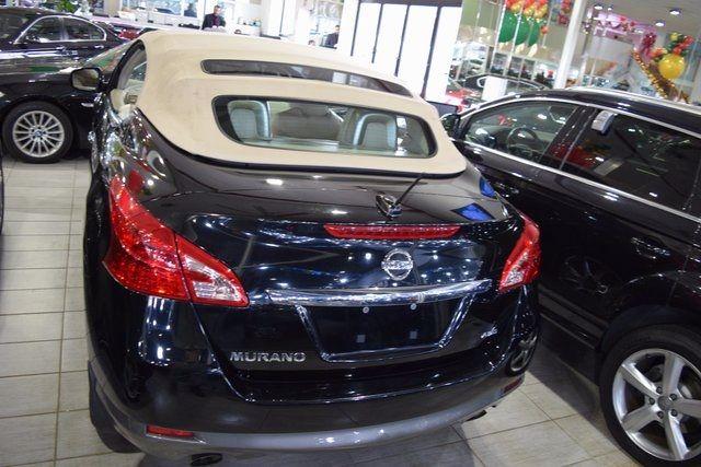 2014 Nissan Murano CrossCabriolet Base Richmond Hill, New York 11