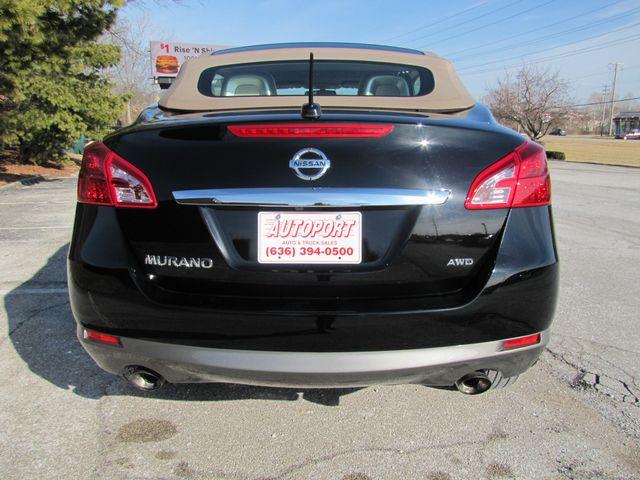 2014 Nissan Murano CrossCabriolet St. Louis, Missouri 1
