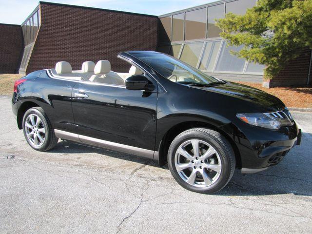 2014 Nissan Murano CrossCabriolet St. Louis, Missouri 2