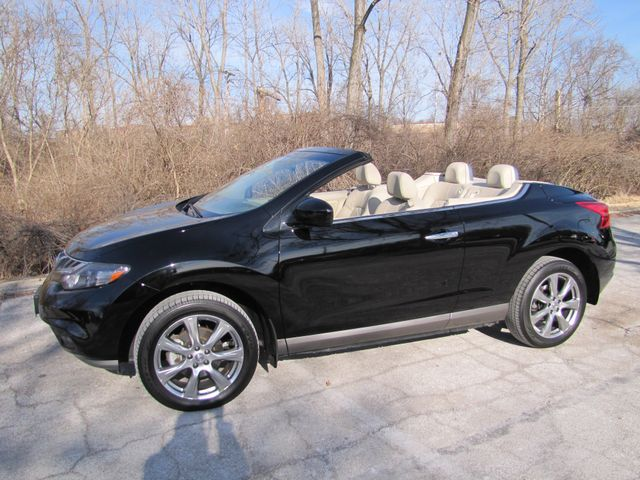 2014 Nissan Murano CrossCabriolet St. Louis, Missouri 4