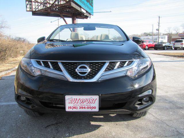2014 Nissan Murano CrossCabriolet St. Louis, Missouri 5