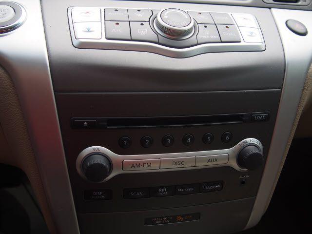 2014 Nissan Murano S Harrison, Arkansas 11
