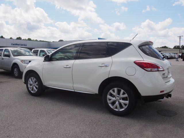 2014 Nissan Murano S Harrison, Arkansas 2