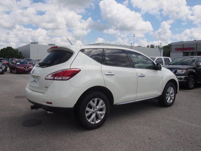 2014 Nissan Murano S Harrison, Arkansas 3