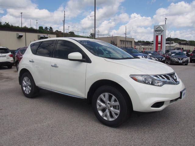 2014 Nissan Murano S Harrison, Arkansas 5