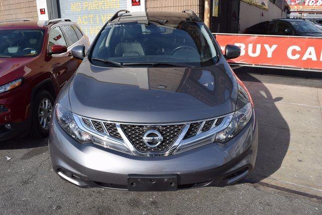 2014 Nissan Murano SL Richmond Hill, New York 2