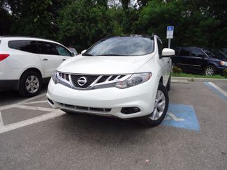 2014 Nissan Murano SL LEATHER. PANORAMIC. PWR TAILGATE SEFFNER, Florida