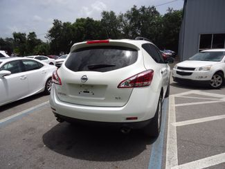 2014 Nissan Murano SL LEATHER. PANORAMIC. PWR TAILGATE SEFFNER, Florida 10