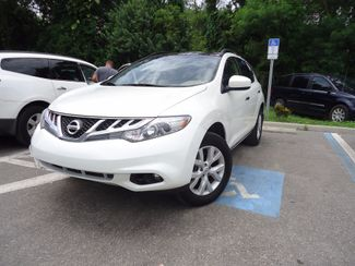 2014 Nissan Murano SL LEATHER. PANORAMIC. PWR TAILGATE SEFFNER, Florida 4