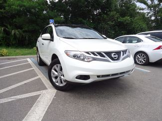 2014 Nissan Murano SL LEATHER. PANORAMIC. PWR TAILGATE SEFFNER, Florida 6