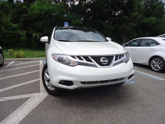 2014 Nissan Murano SL LEATHER. PANORAMIC. PWR TAILGATE SEFFNER, Florida 7