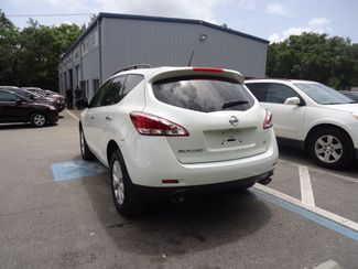 2014 Nissan Murano SL LEATHER. PANORAMIC. PWR TAILGATE SEFFNER, Florida 8