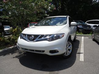 2014 Nissan Murano SV. BACK UP CAMERA SEFFNER, Florida