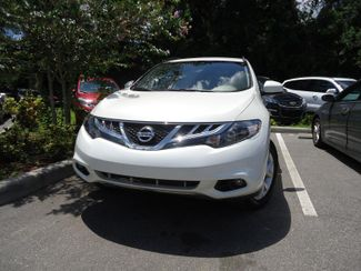 2014 Nissan Murano SV. BACK UP CAMERA SEFFNER, Florida 5
