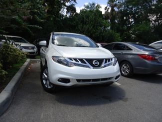 2014 Nissan Murano SV. BACK UP CAMERA SEFFNER, Florida 7