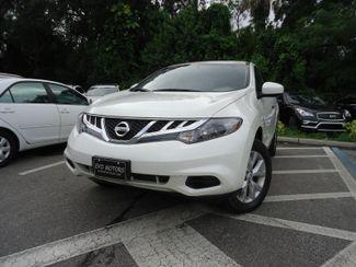 2014 Nissan Murano S SEFFNER, Florida