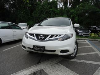 2014 Nissan Murano S SEFFNER, Florida 4