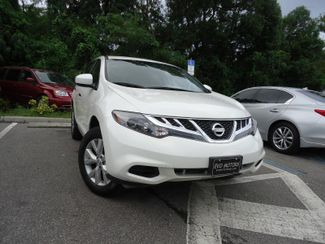 2014 Nissan Murano S SEFFNER, Florida 5