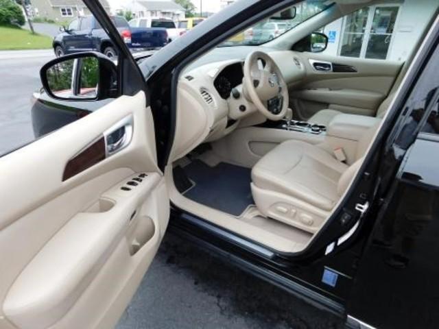2014 Nissan Pathfinder Platinum Ephrata, PA 10