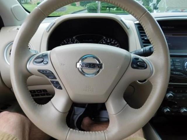 2014 Nissan Pathfinder Platinum Ephrata, PA 12