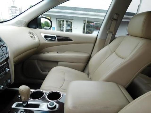 2014 Nissan Pathfinder Platinum Ephrata, PA 17