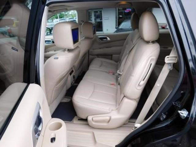 2014 Nissan Pathfinder Platinum Ephrata, PA 20