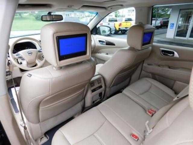 2014 Nissan Pathfinder Platinum Ephrata, PA 21