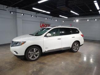 2014 Nissan Pathfinder Hybrid Platinum Little Rock, Arkansas 2