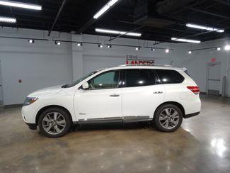 2014 Nissan Pathfinder Hybrid Platinum Little Rock, Arkansas 3