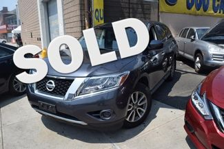 2014 Nissan Pathfinder S Richmond Hill, New York