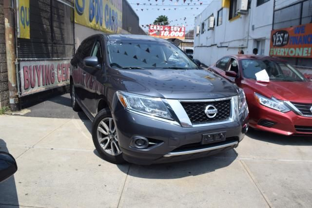 2014 Nissan Pathfinder S Richmond Hill, New York 1