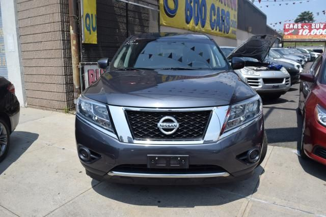 2014 Nissan Pathfinder S Richmond Hill, New York 2