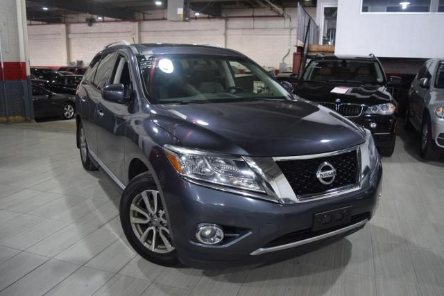 2014 Nissan Pathfinder SL Richmond Hill, New York 1