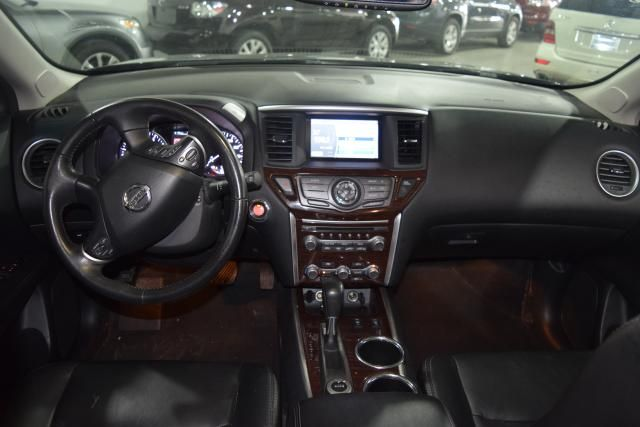 2014 Nissan Pathfinder SL Richmond Hill, New York 10
