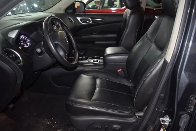 2014 Nissan Pathfinder SL Richmond Hill, New York 13