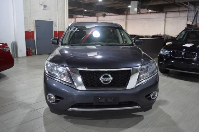 2014 Nissan Pathfinder SL Richmond Hill, New York 2
