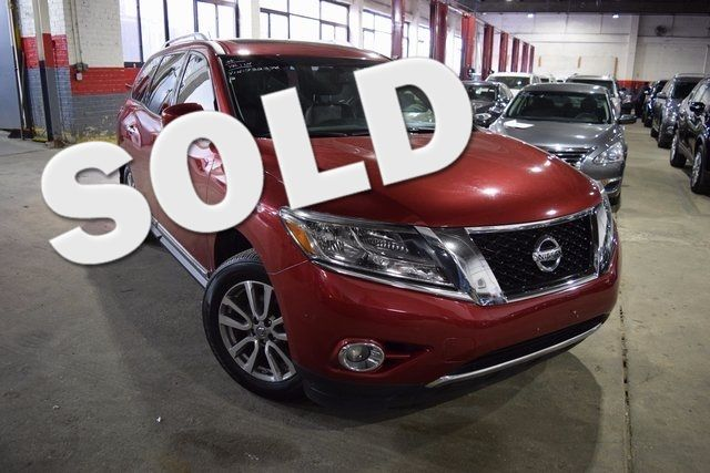 2014 Nissan Pathfinder SL Richmond Hill, New York 0
