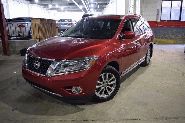 2014 Nissan Pathfinder SL Richmond Hill, New York 1