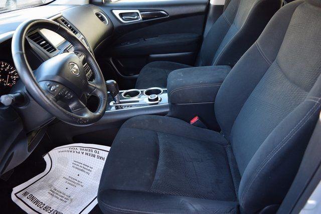 2014 Nissan Pathfinder SV Richmond Hill, New York 10