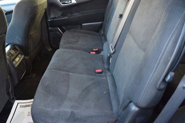 2014 Nissan Pathfinder SV Richmond Hill, New York 8